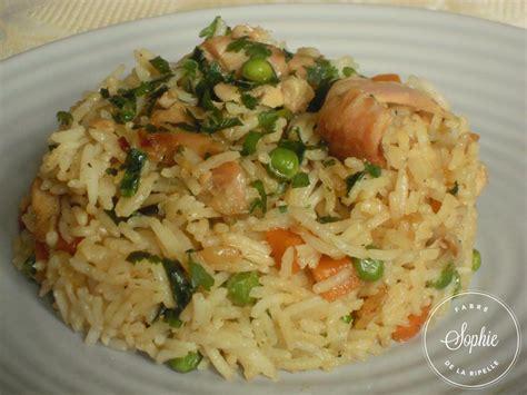 riz sauté au poulet chine la tendresse en cuisine