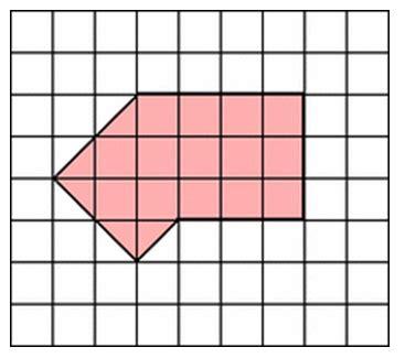 find  area   shape   grid    figure