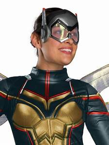 The, Wasp, Deluxe, Costume, For, Adults