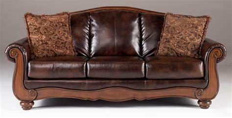 Furniture: Appealing Andromeda Ashley Sofas For Livingroom