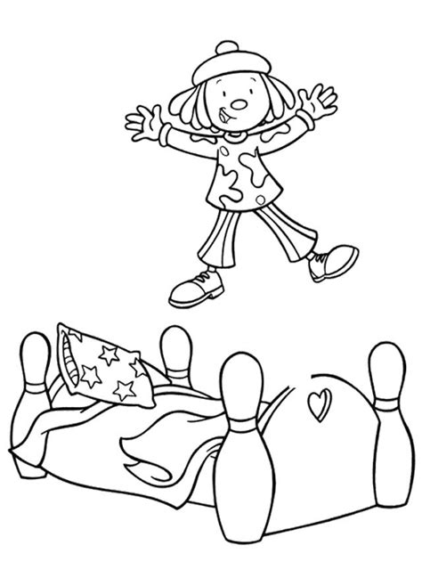 Coloring Picture For Kid by Jojo Circus Jump Coloring Pages Coloring Coloring