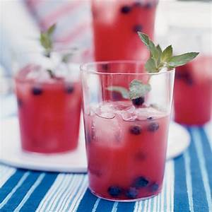 Modern Summer Cocktails