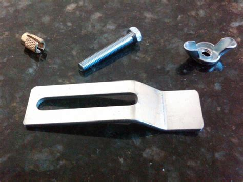 kitchen sink mounting hardware and z clip in stock 5865