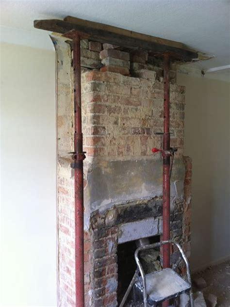 chimney removaladvice ground floor  mid terrace