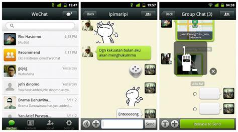 wechat android wechat mensajes gratis y videollamadas hd gratuitas apk