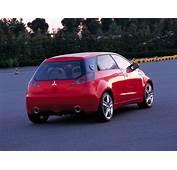 Mitsubishi CZ3 Tarmac 2001  Old Concept Cars