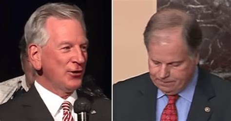 poll tuberville holds massive lead  dem doug jones