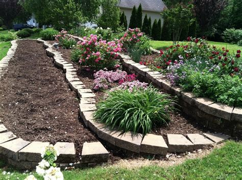 tiered front yard landscaping our tiered garden tiered gardens pinterest gardens garden ideas and tiered garden