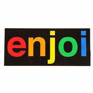 Pin Enjoi-logo on Pinterest