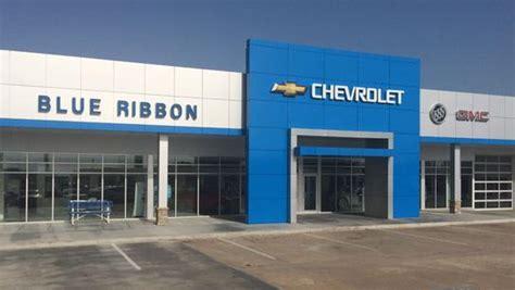 Blue Ribbon Chevrolet Sallisaw by Blue Ribbon Chevrolet Buick Gmc Car Dealership In Sallisaw