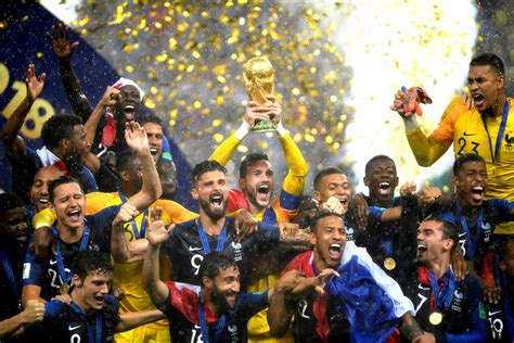 France Croatia Things Learned The World Cup