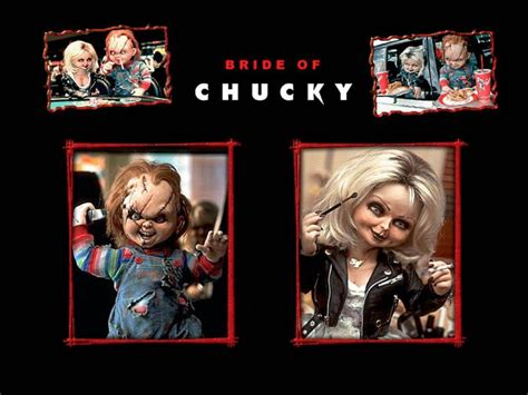 chucky family images chucky tiffany hd wallpaper