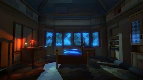 fantasy interiors polyworld  poly tools   art