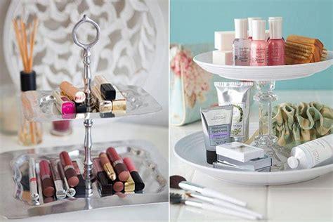 rangement maquillage les plus jolis pr 233 sentoirs