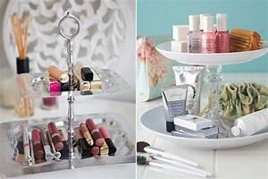 Rangement De Maquillage : rangement maquillage les plus jolis pr sentoirs ~ Melissatoandfro.com Idées de Décoration