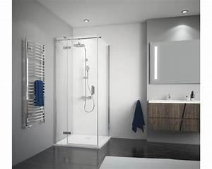 Duschtür 80 Cm : duscht r f r seitenwand breuer panorama 80 cm intima profilfarbe chrom bei hornbach kaufen ~ Orissabook.com Haus und Dekorationen