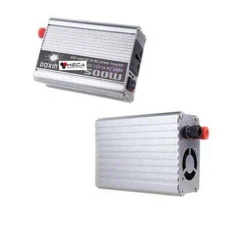 jual s h power inverter 500w doxin 500 watt merubah arus dc 12v to ac 220v di lapak sin4r