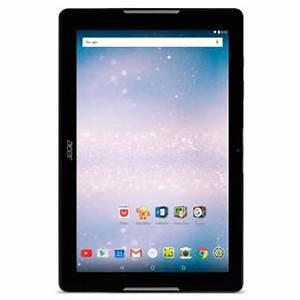 Tablette Senior Fnac : tablette acer iconia one 10 b3 a30 k5es 10 1 16 go noir tablette tactile achat prix fnac ~ Melissatoandfro.com Idées de Décoration
