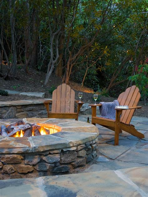 Fire Pit Design Ideas Hgtv