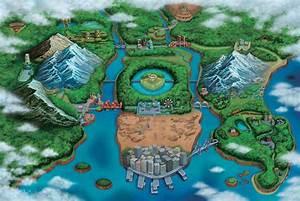 pokemon region maps minecraft map