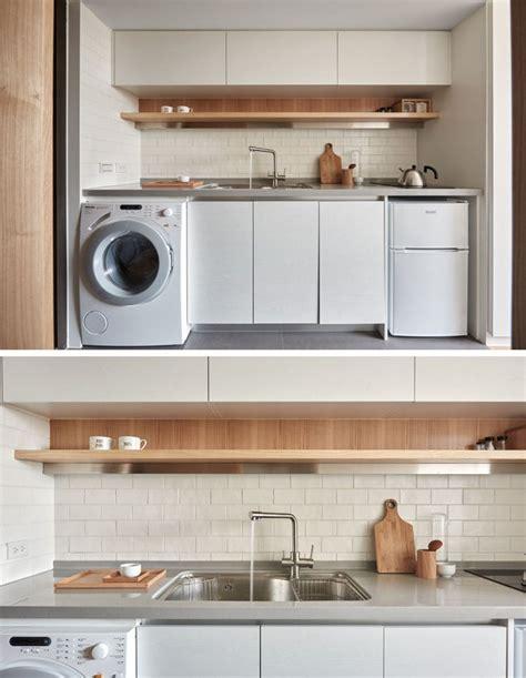 cuisine petit espace design réussir à aménager un petit espace un studio de 22m2 à