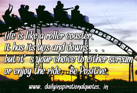Are you feeling lost and confused? Life is like a roller coaster. It has its ups and downs... ( Positive Quotes ) | Daily ...