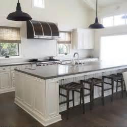 Black Gray Kitchen Cabinets with Quartz Countertops