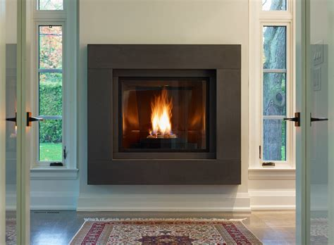 Contemporary Fireplace - modern pits and fireplaces paloform world