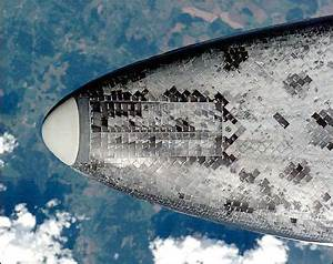Space Shuttle Heat Shield Tiles - Pics about space