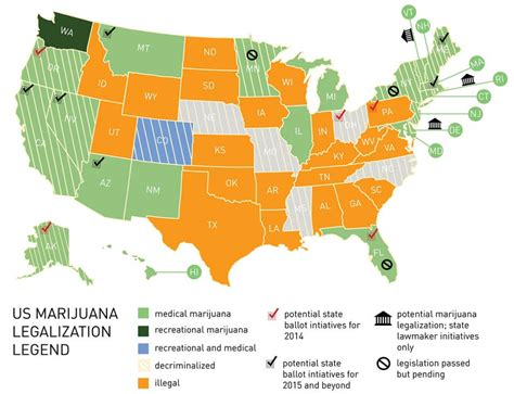 states voting for legalization of pot marijuana states 2016 gallery
