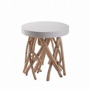 Table Basse En Bois Flotté : table en bois flott style scandinave zuiver ~ Preciouscoupons.com Idées de Décoration