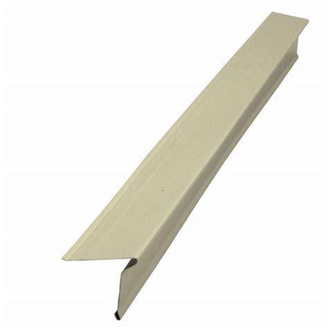 solin de toit en aluminium 2 quot ivoire rona