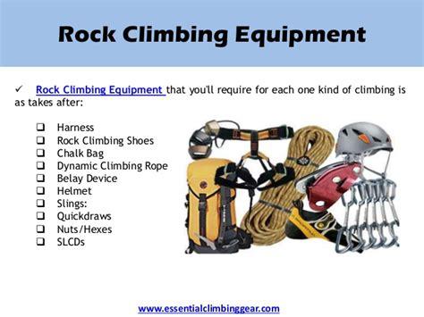 Essential Rock Climbing Tricks Techniques