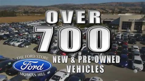 ford store morgan hill youtube