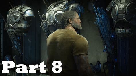 Gears Of War 4! Part 8! Act 2