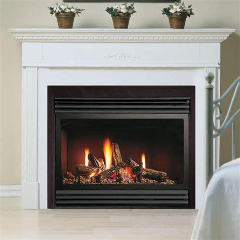 Kingsman Fireplaces - kingsman zero clearance direct vent millivolt gas