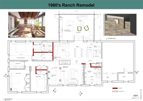1960 Ranch House Remodel Plans Exterior Home Colour Combinations Depot Medicine Cabinet Office Cabinets Online Living Room Design Ideas Apartment Paint For Kitchen Light Fixtures Log Finishes Bedrooms Decorating