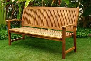 Gartenbank Art Nr 53103 Holz Gartenmbel Terrassenmbel