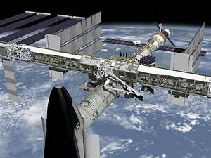 Space in Images - 2007 - 07 - Post STS-120 mission showing ...