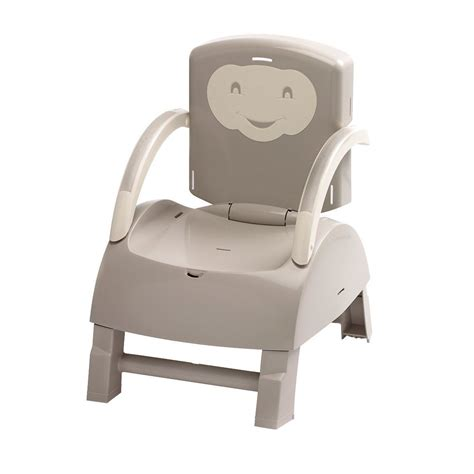 rehausseur de chaise bebe rehausseur de chaise thermobaby les bébés du bonheur