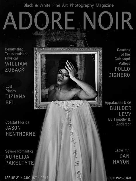 images  adore noir magazine covers  pinterest