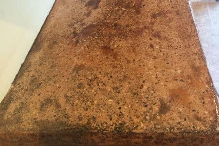 concrete countertops cpf custom concrete  masonry