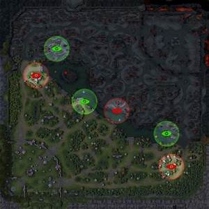 Quick Guide To Dota 2 Warding In The Early  Mid  And Late