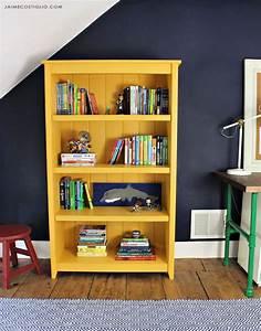 diy cottage style bookshelf jaime costiglio