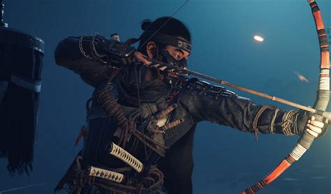 ghost  tsushima review embargo lift date revealed