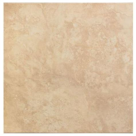 Home Depot Floor Tiles Porcelain by U S Ceramic Tile Astral Sand 12 In X 12 In Glazed