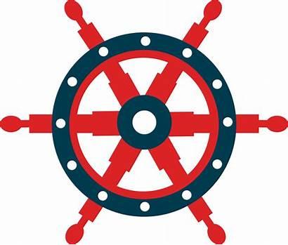 Nautical Transparent Clipart Ships Navy Jake Wheel