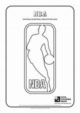 Nba Coloring Pages Basketball Cool Logos Teams Team Sheets Sports Jersey Association National Printable Educational Activities Ball Na Players Template sketch template