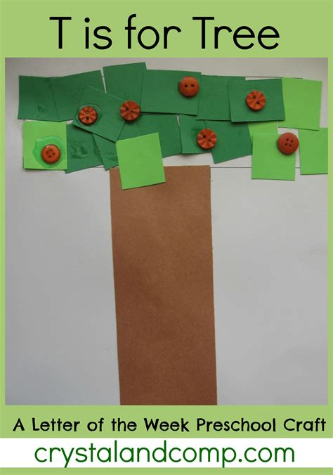 letter   week preschool craft