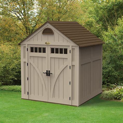 resin storage shed sears com